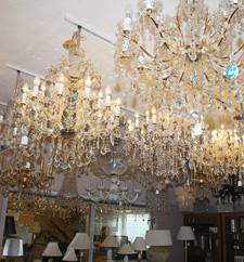 吉蒂奥地利灯具展厅