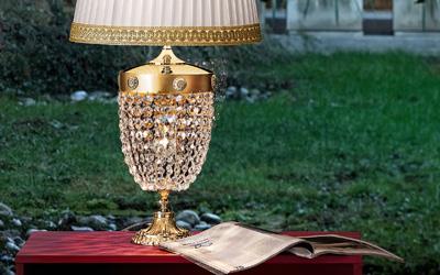 【经典案例】欧式家居水晶灯