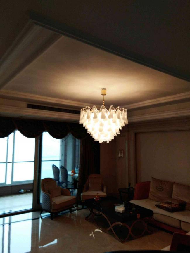 吉蒂每周报—杭州客户经典案例意大利手工玻璃灯实拍一波走起