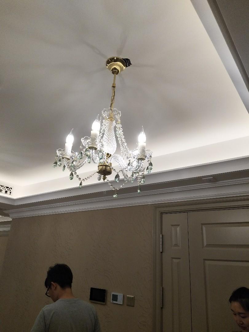 北京客户实拍—有一种叫做别人家的装修都是高大上
