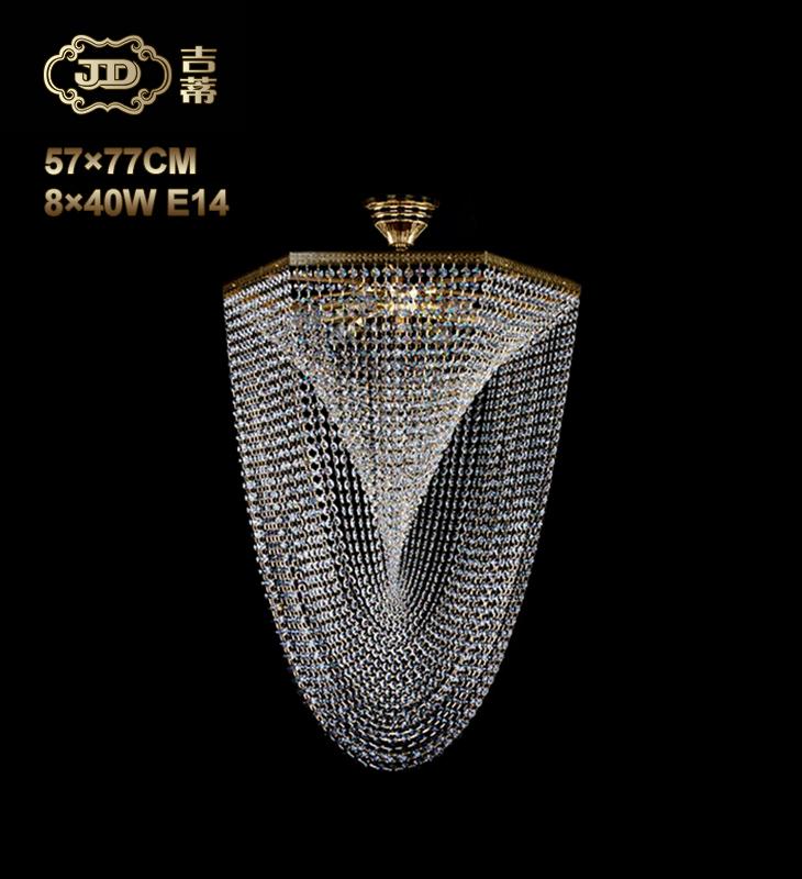 吸顶灯 捷克原装进口餐厅卧室玄关水晶吸顶灯 ¥16099元 会员优惠