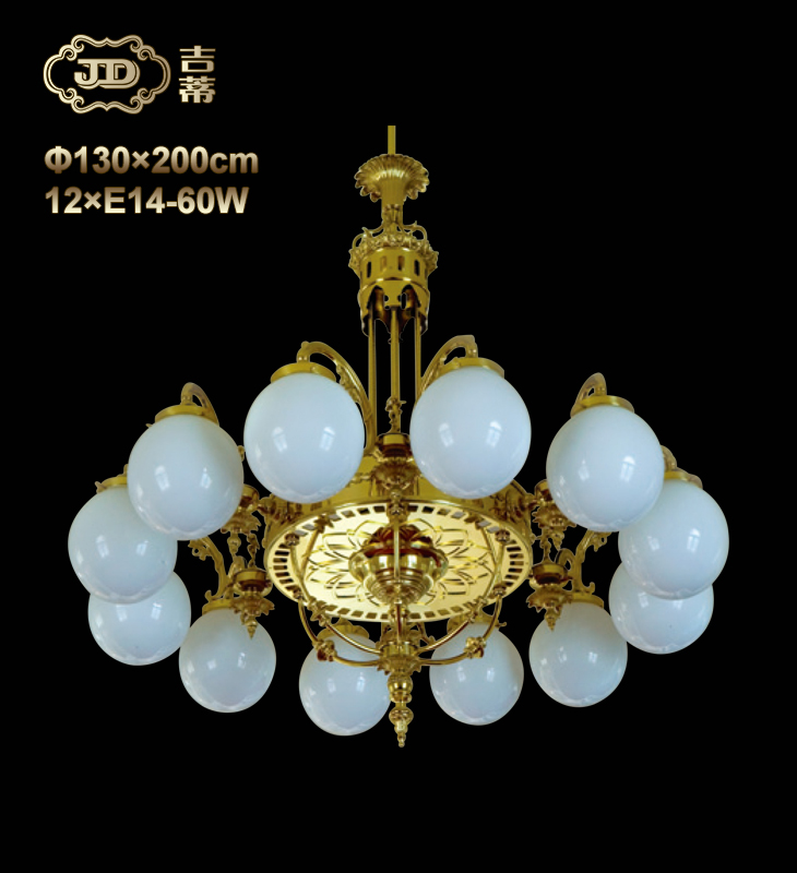 全铜灯 捷克工厂直供原装进口12头全铜吊灯 ¥163399元 会员优惠