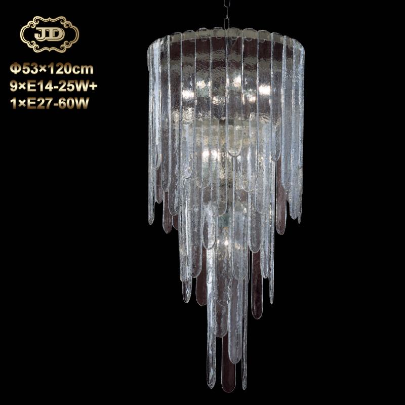 吸顶灯 意大利原装进口楼梯玄关手工艺术玻璃现代灯 会员优惠