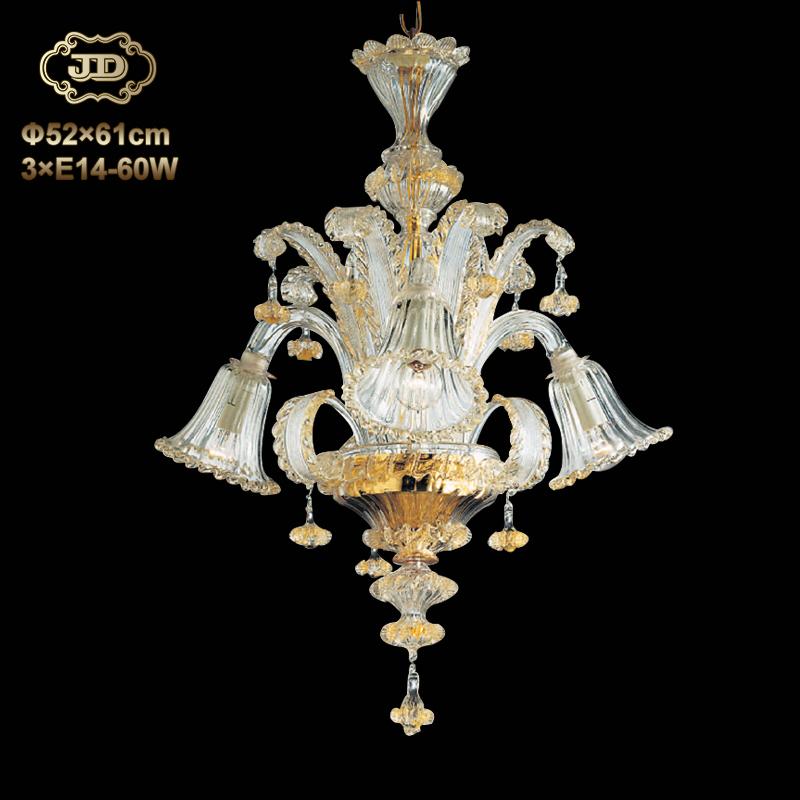 玻璃吊灯 意大利原装进口经典欧厅餐厅卧室手工吹制玻璃吊灯
