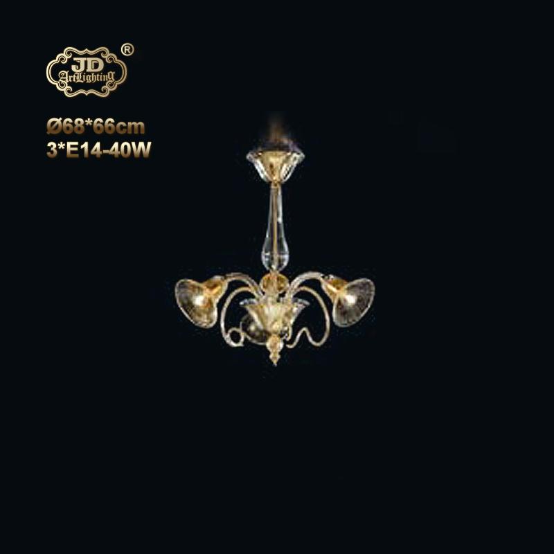 艺术吊灯 意大利工厂直供原装进口3头手工吹制玻璃吊灯 ¥16099元起/盏 会员优惠