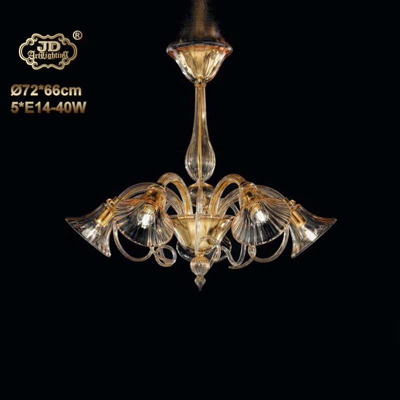 玻璃吊灯 意大利原装进口5头手工吹制玻璃吊灯 ¥17999元 会员优惠