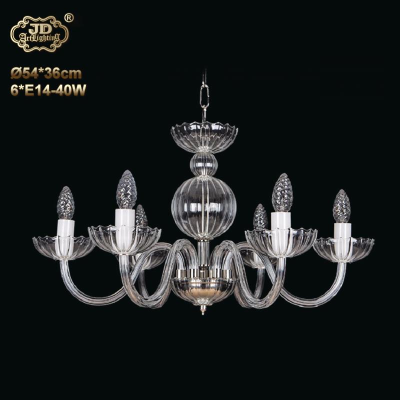 水晶吊灯 捷克原装进口简约精致6头水晶吊灯 ¥7199元 会员优惠