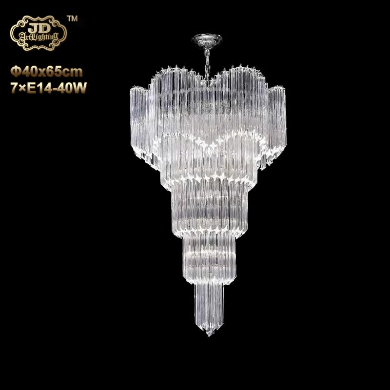 简约现代吊灯 意大利工厂直供原装进口7头手工吹制玻璃吊灯 ¥25199元起/盏 会员优惠