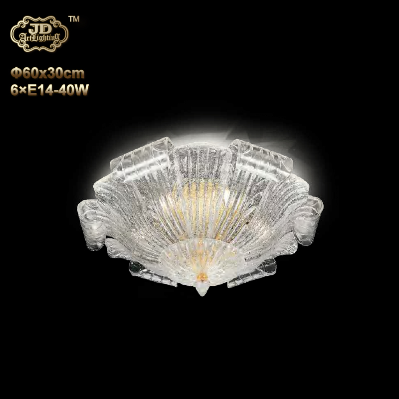 吸顶灯 意大利原装进口6头手工吹制玻璃吸顶灯 ¥10099元 会员优惠