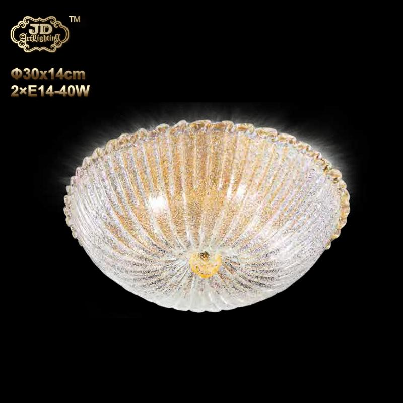 吸顶灯 意大利原装进口2头手工吹制玻璃吸顶灯 ¥3299元 会员优惠