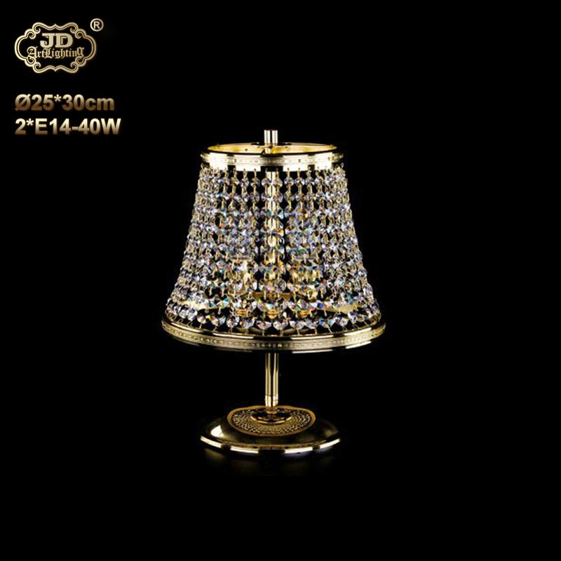台灯 捷克工厂直供原装进口1头水晶灯罩台灯 ¥4999元 会员优惠