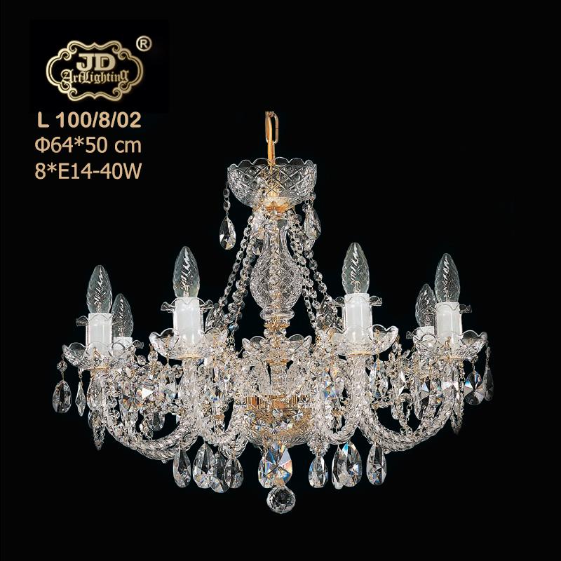 原装进口精致书房卧室玄关8头水晶吊灯¥ 8599元起/盏 会员优惠